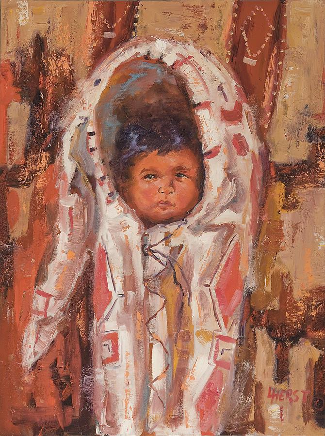 Little Kiowa by LC Herst