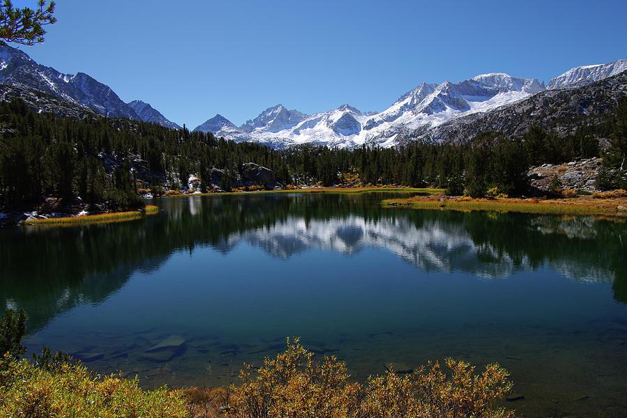Little Lakes Valley Eastern Sierra by Eastern Sierra Gallery