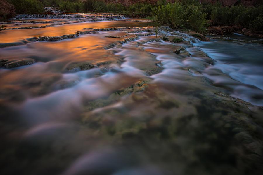 Havasu Creek Photograph - Havasu Creek by Adam Mateo Fierro