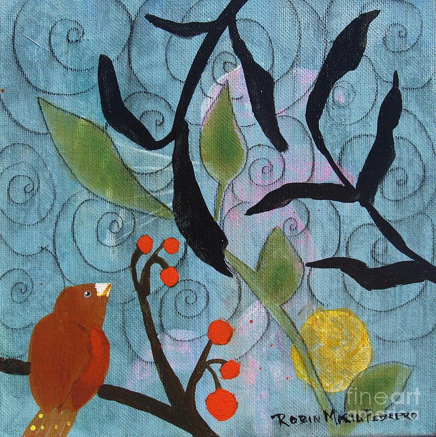 Little Nemo Bird Painting