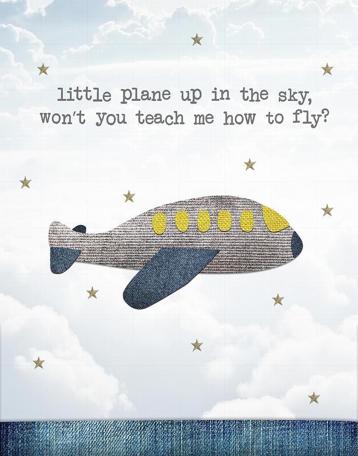 Little Plane Photograph
