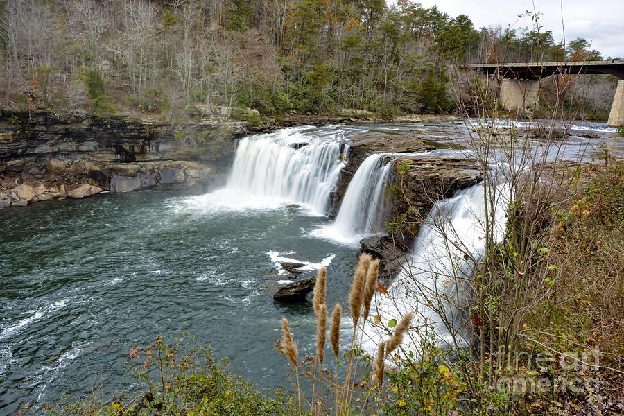 Little River Falls Photograph - Little River Falls by Ken Johnson