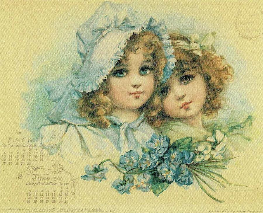 Little Sweethearts 6 by Reynold Jay