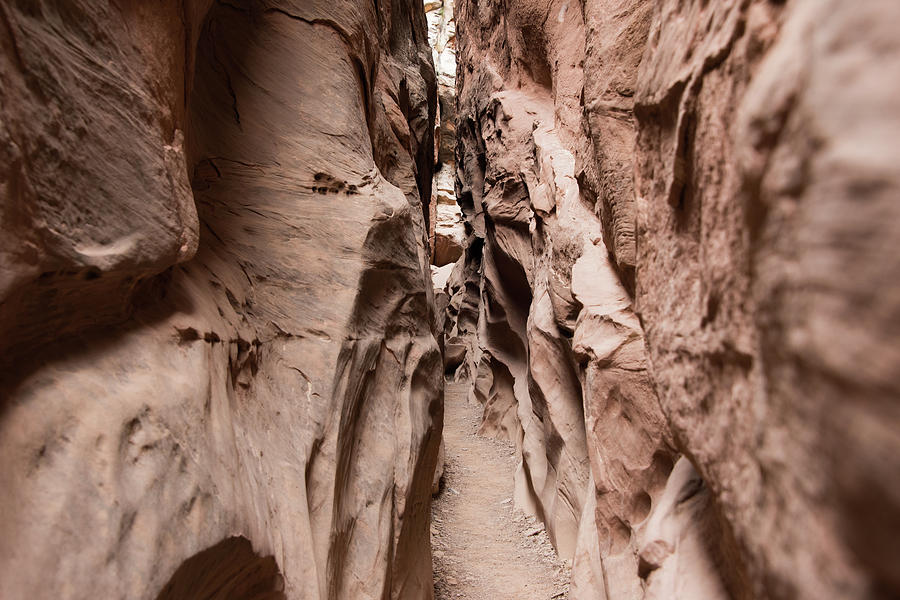 Little Wild Horse Canyon Narrows by Jennifer Ancker