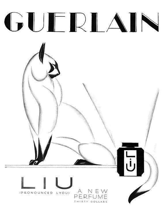 Perfume Ad Digital Art - LIU by ReInVintaged