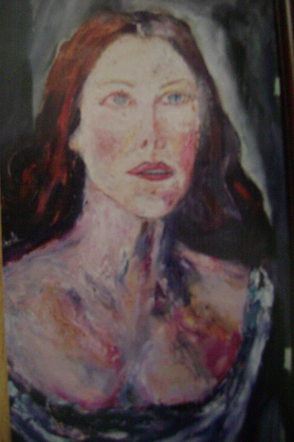 People Painting - Liv Tyler by Metin Yasarturk