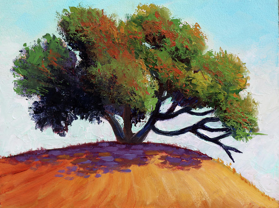 Live Oak Tree by Kevin Hughes