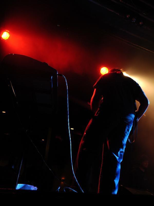 Musician Photograph - Live Show Band Promo by Megen McAuliffe