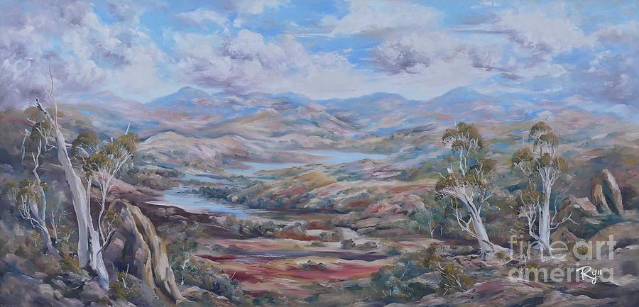 Living Desert Broken Hill by Ryn Shell