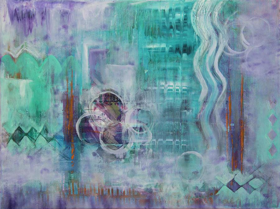 Living in the Mystery by Jocelyn Friis