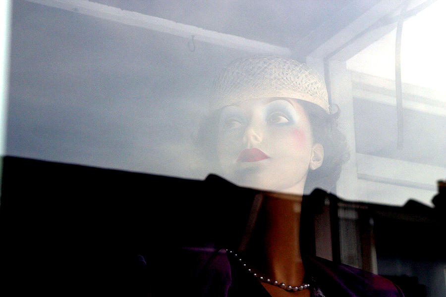 Hampshire Photograph - Liz Being Liz by Jez C Self