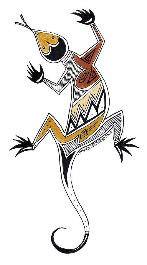 Lizard 1 by Dalton James