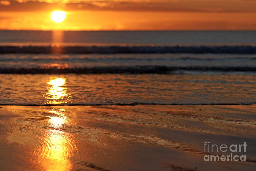 Llangennith Beach Sand Textures by Minolta D