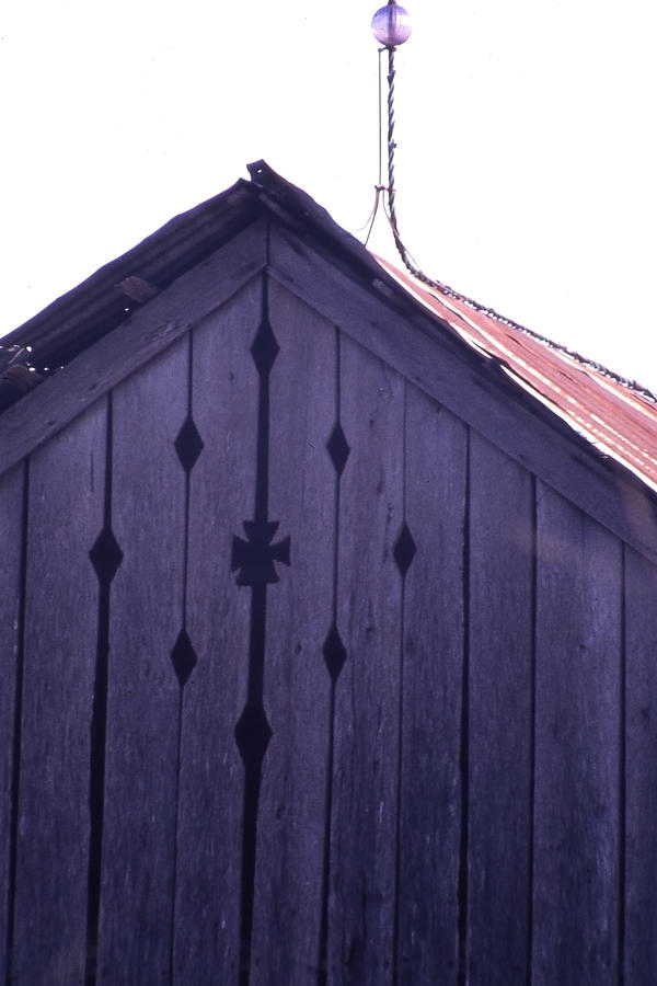 Lloyd Shanks Barn by Curtis J Neeley Jr
