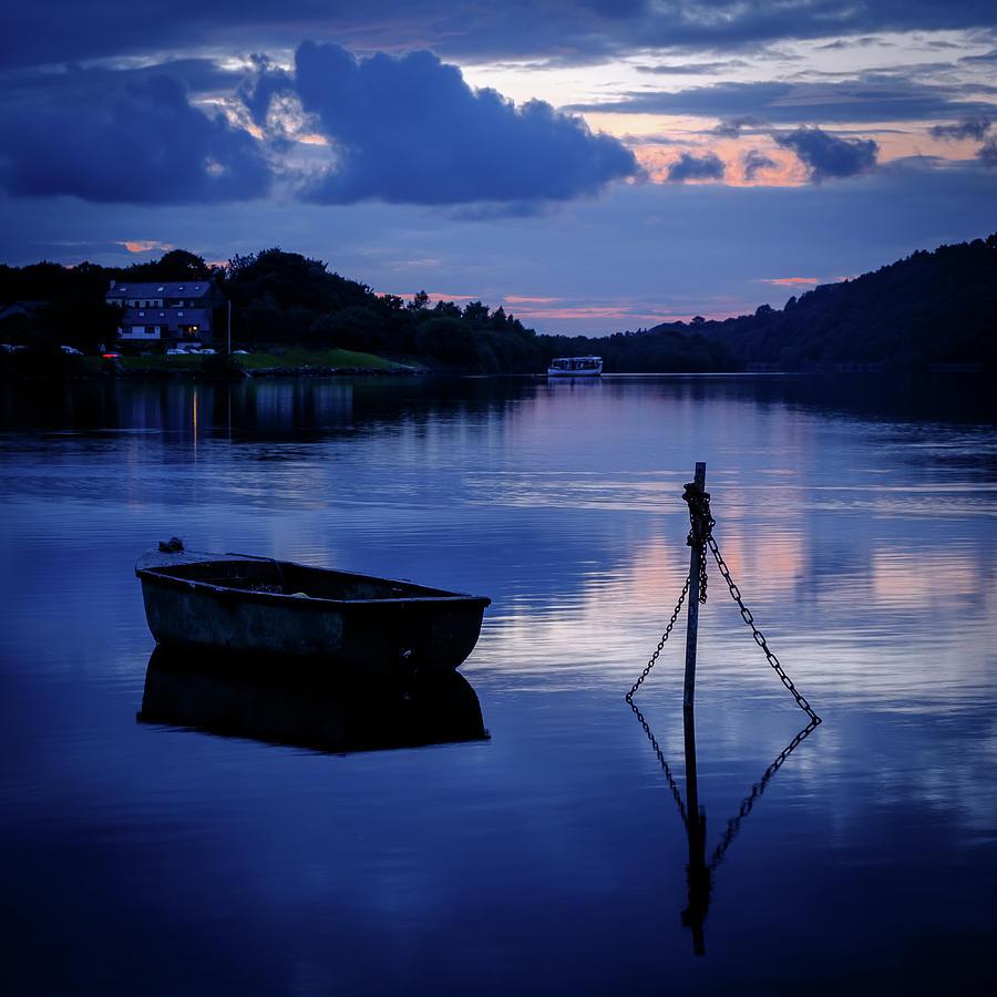 Wales Photograph - Llyn Padarn, Llanberis by Peter OReilly