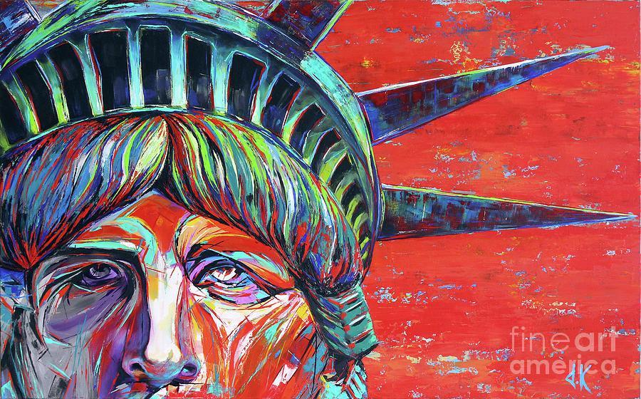 Loathing Liberty by David Keenan