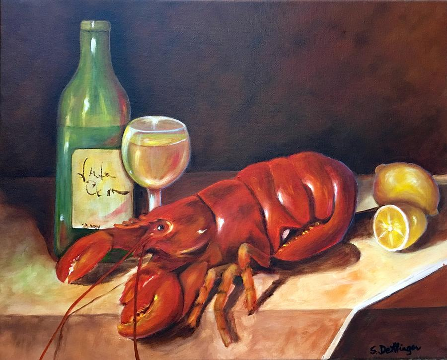 Lobster Fest  by Susan Dehlinger