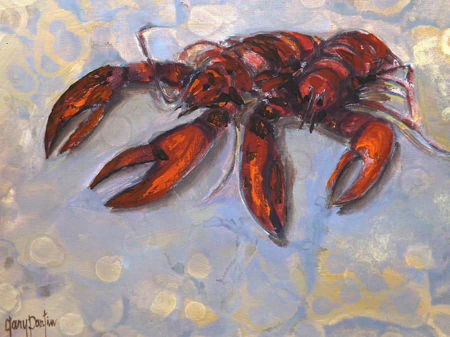 Lobster Find by Gary Partin