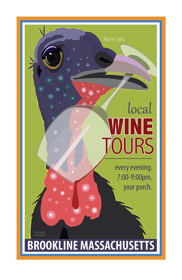 Local Wine Tours by Caroline Barnes