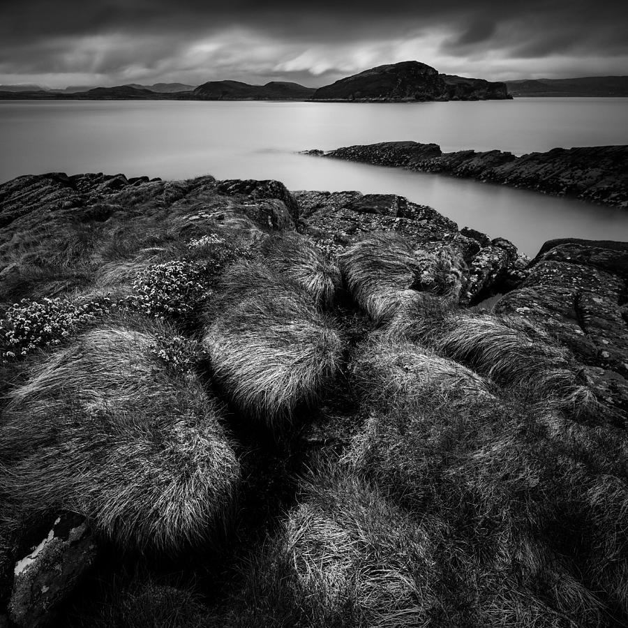 Loch Ewe Photograph - Loch Ewe by Dave Bowman