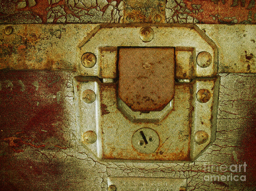 Lock Photograph - Locked by Tara Turner