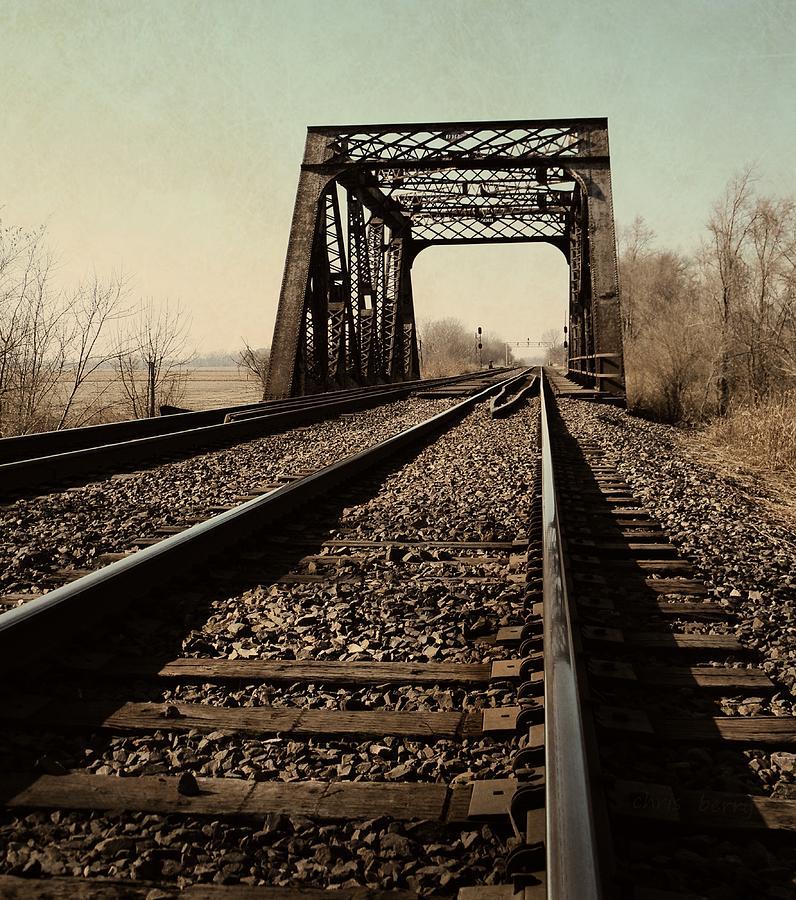 Locomotive Truss Bridge by Chris Berry