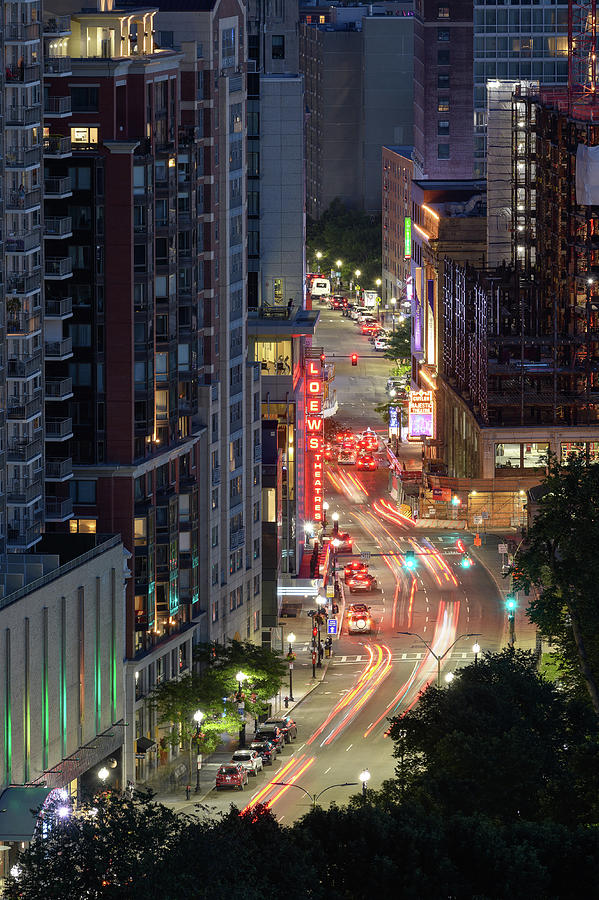 Loews, Tremont St. by Michael Hubley