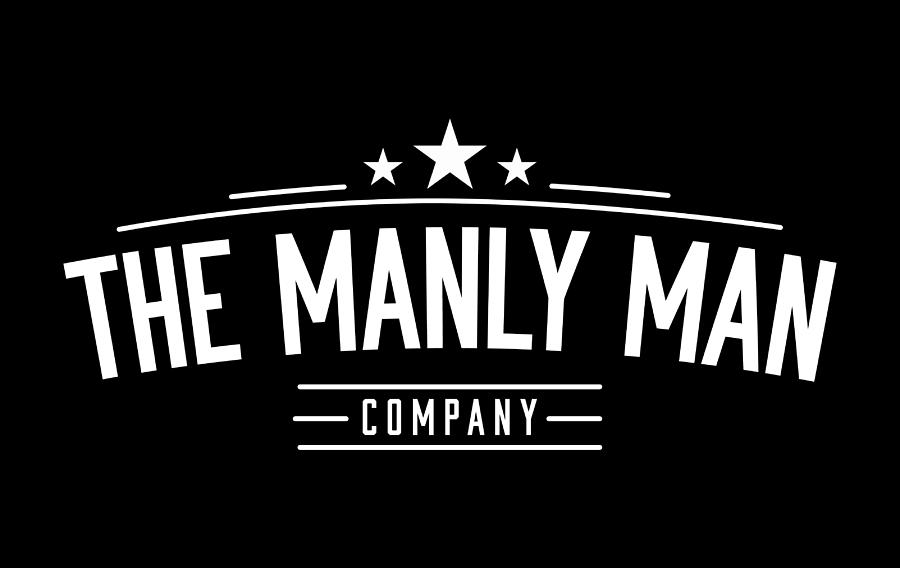 Logo Digital Art by The Manly Man Company\