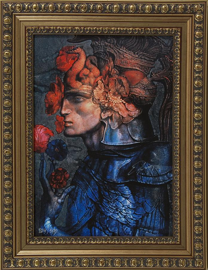 Ernst Fuchs Paintings