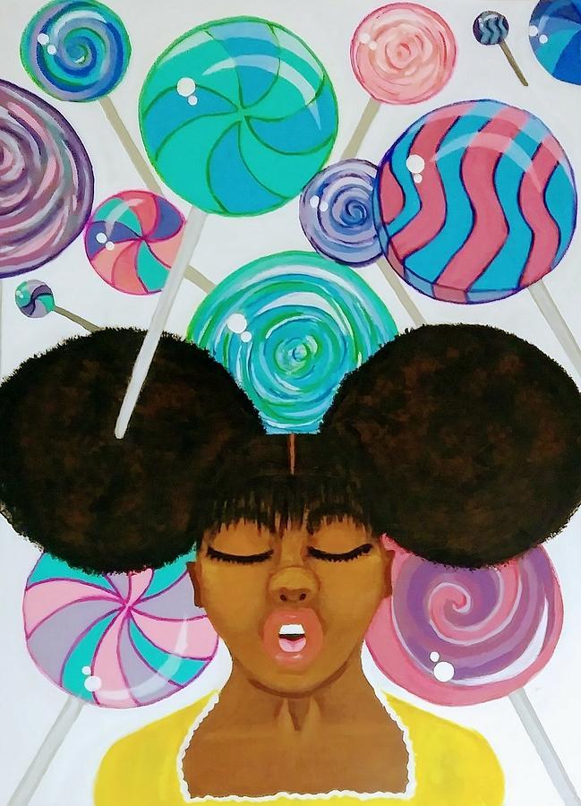 Lollipop Dreams by Kim Raine Johnson