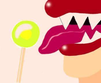 Lollipop Digital Art - Lollipop by Sal Marino