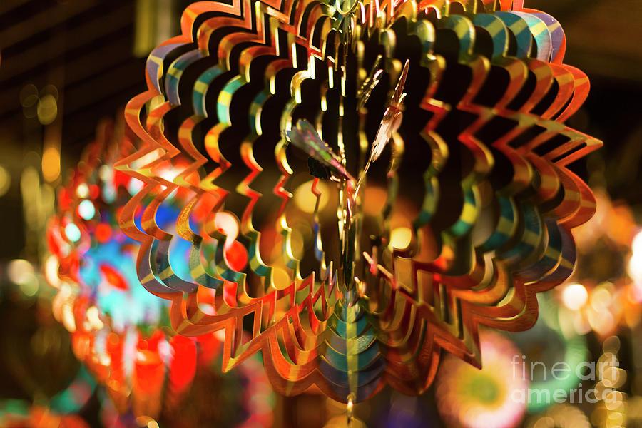 Big Ben Photograph - London Christmas Markets 15 by Alex Art and Photo