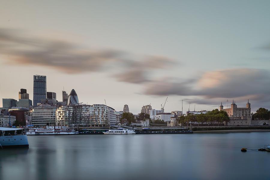 London Photograph - London City by Ivelin Donchev