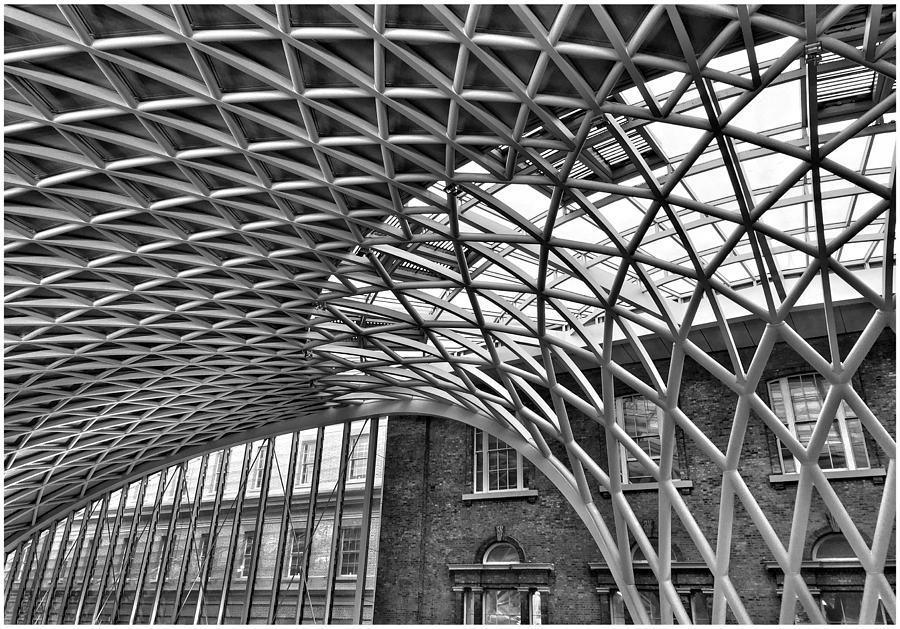 London Photograph - London Kings Cross  by Sam Heartfield