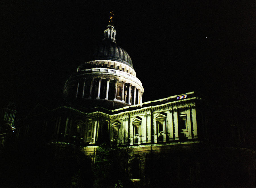 London Saint Paul's Cathedral 1 1996 by Erik Paul