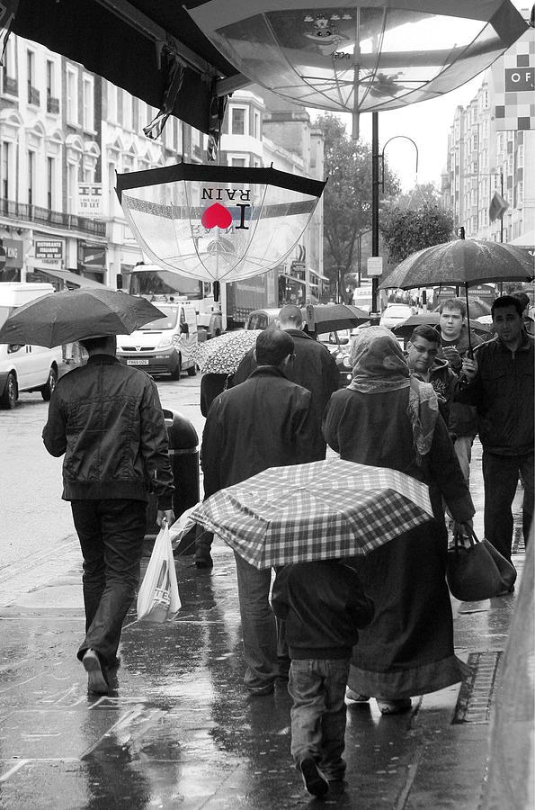 Photographer Photograph - London Summer by Jez C Self