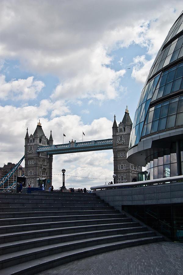 Tower Bridge Photograph - London Tower Bridge by Dawn OConnor
