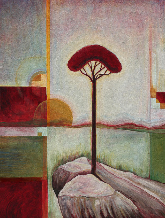 Lone Pine by Joselyn Holcombe
