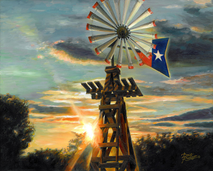 Lone Star Sky by Doug Kreuger