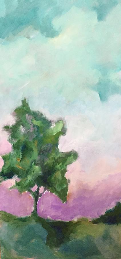 Lone Tree by Karen Kuykendall