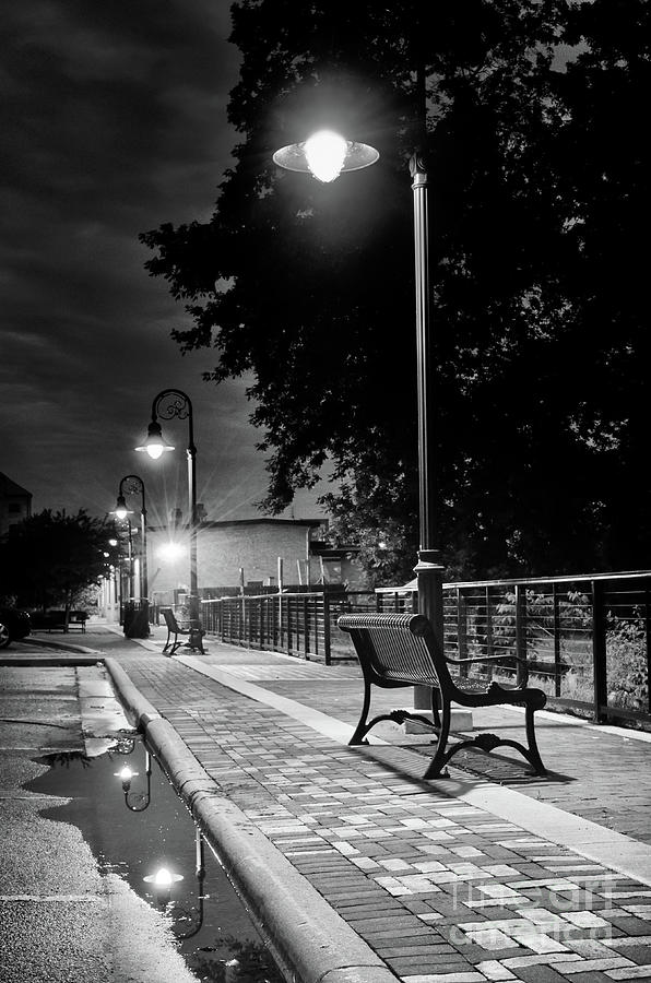 Lonely Evening At Vulcan Park by Ever-Curious Geek