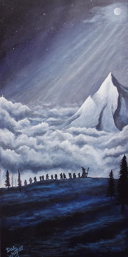 Lonely Mountain by Dan Wagner