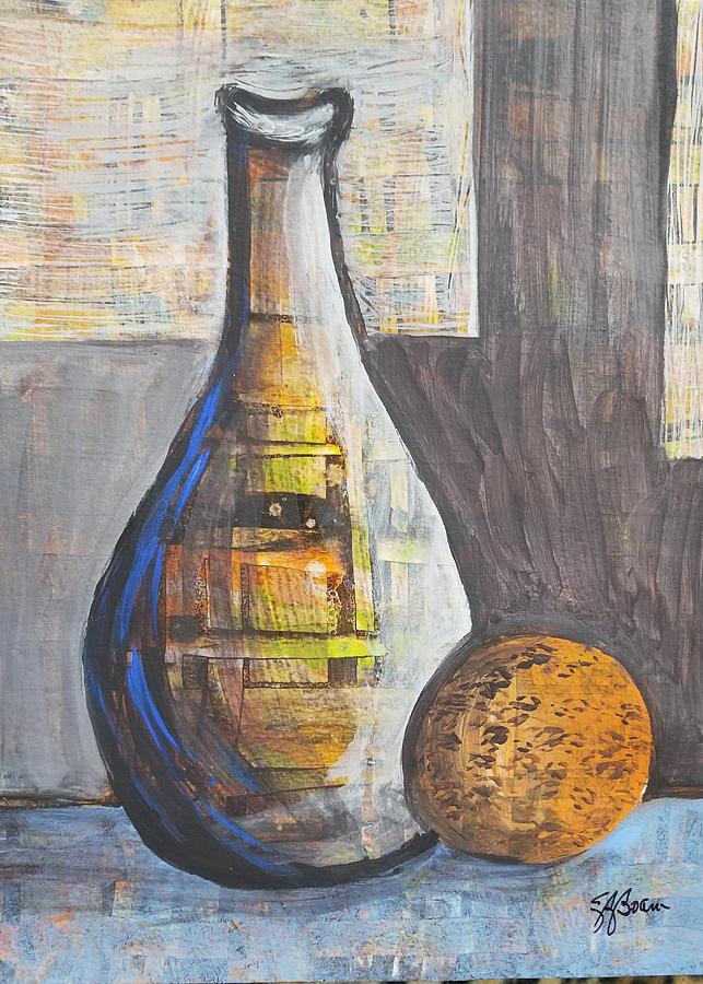 Lonely Orange by Elise Boam