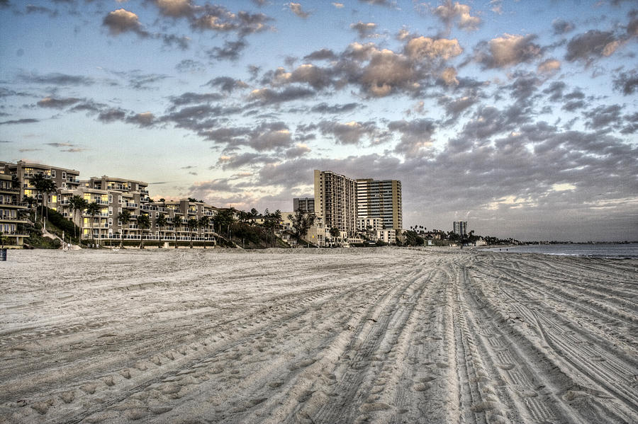 Photograph Photograph - Long Beach Hdr by Joshua Northrup