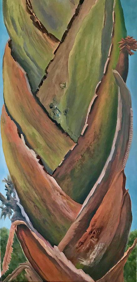 Long Beach Palm by Lisa Barr