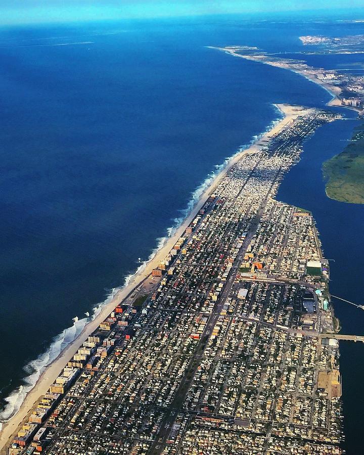 Long Island: Long Island Aerial View Photograph By Christine Jordan