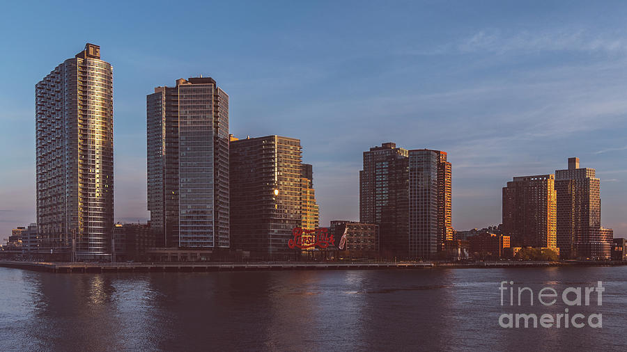 Long Island City by Sally Morales
