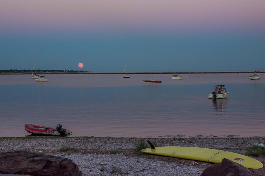 Landscape Photograph - Long Island Sound by Pati Bobeck