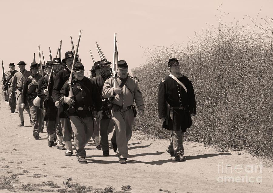 Long March Photograph