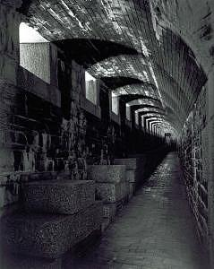 Long Passageway Fort Knox Photograph by Paul Wainwright